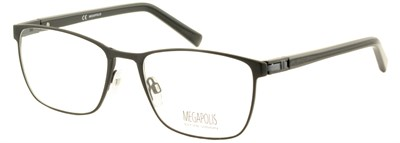 Megapolis 148 black +футл