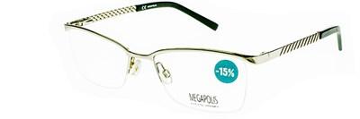 Megapolis 689 gold скидка 15%