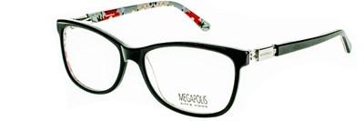 Megapolis 221 black +футл