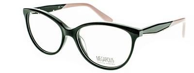 Megapolis 232 black +футл