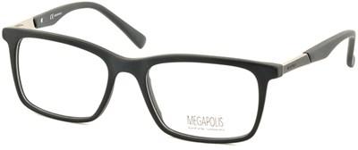 Megapolis 1222 black  +футл