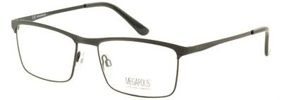 Megapolis 1237 black +футл