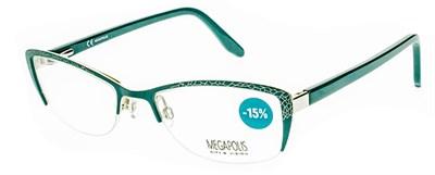 Megapolis 158 emerald +футл скидка 15%